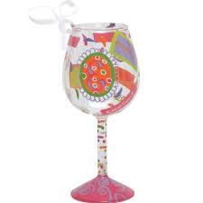 ornaments wine glasses