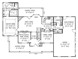 home plans with apartments attached lunenburg lake farmhouse plan 067d 0008 house plans and more