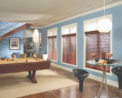 faux wooden blinds parts business for curtains decoration
