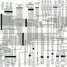 1999 kawasaki zx6r wiring diagram 1999 wiring diagrams instruction