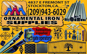 aaa ornamental iron supplies building supplies 4837 e fremont