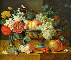 fruit and flowers file heem fruit bowl with flowers jpg wikimedia commons