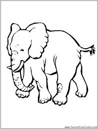 african animals coloring pages free printable colouring pages