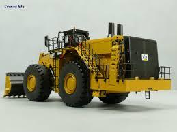 比例模型玩具天地 diecast masters caterpillar 994k wheel loader