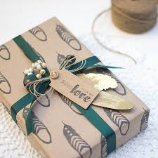 diy gift wrapping ideas for thanksgiving mayholic in crafts