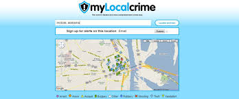 Crime Map Atlanta by Crime Maps Around The World