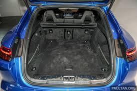 porsche panamera trunk porsche panamera sport turismo previewed in m u0027sia u2013 4 4 e hybrid