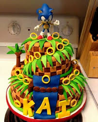 inspirational sonic birthday cake online best birthday quotes