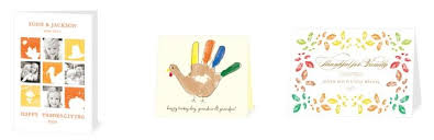 tiny prints free personalized thanksgiving greeting card today