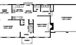 15 surprisingly center hall colonial floor plans home building
