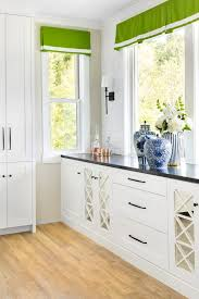 white kitchen cabinets with black knobs less is more for kitchen or bath hardware killam