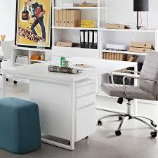 Freedom Office Desk Colour Scheme For Study White Black Grey