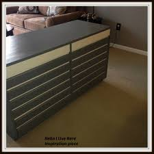 diy storage and bench from old dresser archives hello i live here