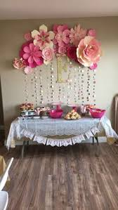 baby shower decorating ideas it s a girl baby shower party ideas baby shower shower