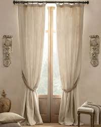 Bellagio Linen Drapery Panels Linen Drapes 108 Business For Curtains Decoration