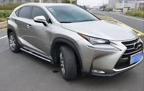 fit for lexus nx 200 nx 300h nx200t 2015 2017 running boards side