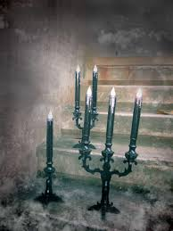 halloween candlestick holders halloween spooky candle holders the home depot community