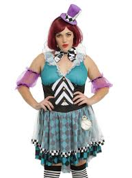 plus size 5x halloween costumes manic mad hatter costume plus size topic