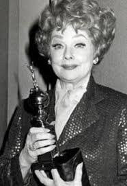 pictures of lucille ball lucille ball golden globes