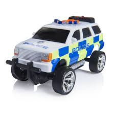 police jeep toy wilko roadsters road ripper mini rescue at wilko com