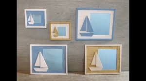 Nautical Wall Mirrors 1 12th Scale Nautical Style Wall Mirror Youtube