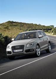 Audi Q5 Facelift - 2013 audi q5 the updated high performance suv