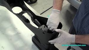 honda fit armrest installation honda answers 51 youtube