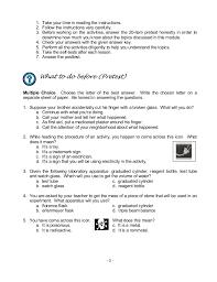chem m2 laboratory apparatus safety rules u0026 symbols