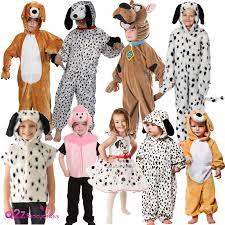 puppy halloween costume for kids kids dog puppy animal dalmation dalmatian toddler boys girls fancy