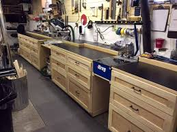 Bench Mortise Machine Custom Work Bench With Built In Kreg Jig And Miter Station Shop