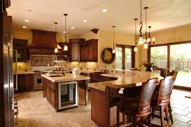 Custom Kitchen Island Designs by Kitchen Cabinets Design Miraculousshaped Designs With Island