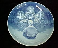 christmas plate christmas plates