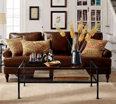 Sofa And Loveseat Leather Best Of Brown Leather Sofa And Loveseat With Creative Of Brown