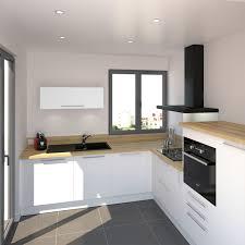 cuisine blanc mat cuisine blanche porte effet touch ginko blanc mat kitchens