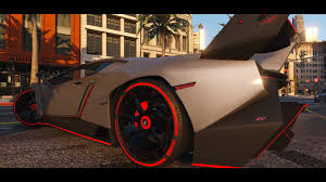 2013 Lamborghini Veneno - 2013 lamborghini veneno hq add on dials gta5 mods com