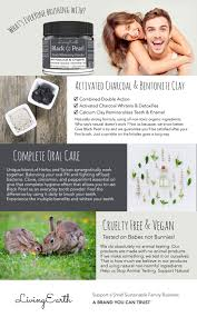 Natural Ways To Whiten Your Teeth Amazon Com Black Pearl Activated Charcoal Teeth Whitening