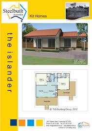 Granny Flats Kit Homes 2 Bedroom Kit Home Qld Two Bedroom Two Bathroom Kit Home93sqm Two