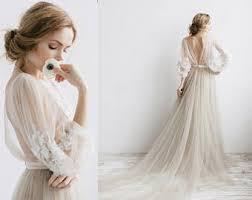 wedding boho dress boho wedding dress etsy