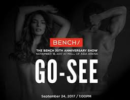 Bench Philippines Hiring Talents Manila Models Home Facebook