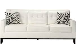 rooms to go white table fabulous white sofa leather rooms to go reina within off prepare 18