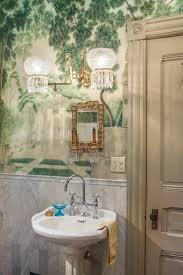 designing powder rooms and half baths old house restoration