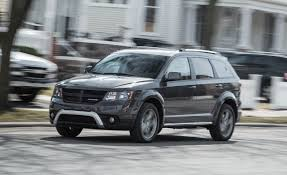 Dodge Journey Seating - 2016 dodge journey v 6 awd test u2013 review u2013 car and driver