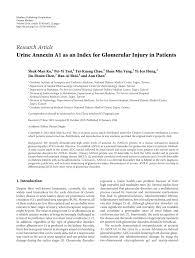 PDF Nephronectin expression in nephrotoxic acute tubular necrosis