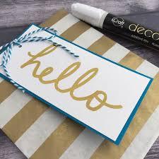 deco foil deco foil pen from icraft