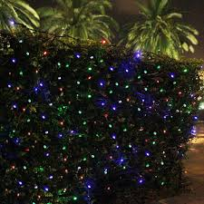 Patio Solar Lighting Ideas by Christmas Solar Powered Outdoor String Lights From Inst Front
