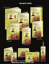 funeral program examples