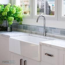 33 inch white farmhouse sink fsw1002 luxury 33 inch pure fireclay modern farmhouse sink in white