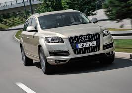 Audi Q7 Night Black - audi q7 carpower360