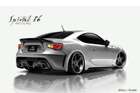 subaru brz rocket bunny v4 abflug aero kit for the subaru brz scion fr s toyota 86