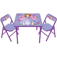 minnie mouse table set fun tables and chairs for kids